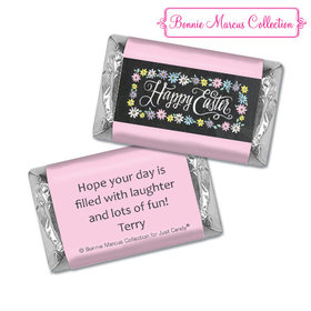 Bonnie Marcus Collection Happy Easter Script Hershey's Assembled