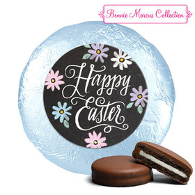 Bonnie Marcus Collection Happy Easter Script Milk Chocolate Covered Oreos