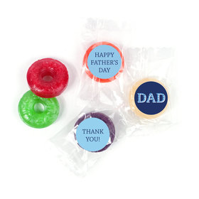 Bonnie Marcus Collection Father's Day Plaid LifeSavers 5 Flavor Hard Candy (300 Pack)