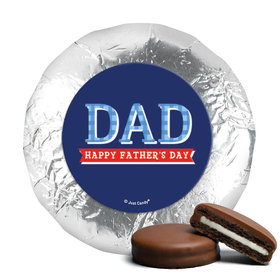 Bonnie Marcus Collection Father's Day Plaid Milk Chocolate Covered Oreos