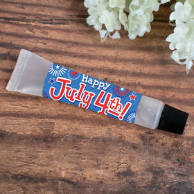 Promotional Hand Sanitizer Tube 4th of July 0.5 fl. oz.