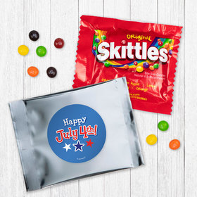 Happy 4th of July - Skittles