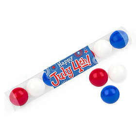 Bonnie Marcus 4th of July Gumball Tube