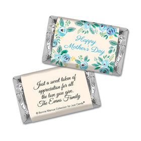 Here's Something Blue Mother's Day Personalized Miniature Wrappers