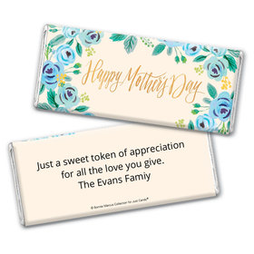 Here's Something BlueMother's Day Favors Personalized Candy Bar - Wrapper Only