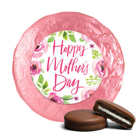 Personalized Milk Chocolate Covered Oreos - Bonnie Marcus Mother's Day Pink Floral