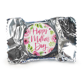 Personalized York Peppermint Patties - Bonnie Marcus Mother's Day Pink Floral