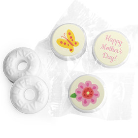 Mother's Day Spring Flowers Theme Life Savers Mints