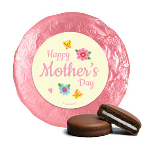 Bonnie Marcus Collection Mother's Day Spring Flowers Theme Milk Chocolate Covered Oreos