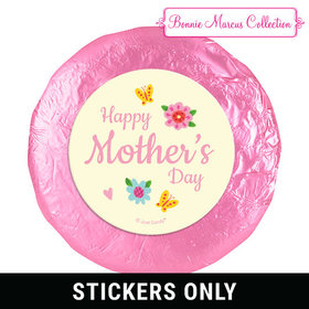 "Bonnie Marcus Collection Mother's Day Spring Flowers Theme 1.25"" Stickers (48 Stickers)"