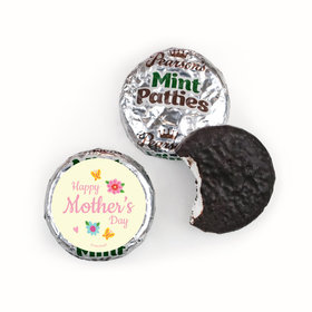 Bonnie Marcus Collection Mother's Day Spring Flowers Theme Pearson's Mint Patties