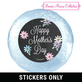 "Bonnie Marcus Collection Mother's Day Script Theme 1.25"" Stickers (48 Stickers)"