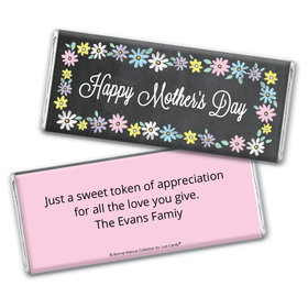Personalized Bonnie Marcus Collection Mother's Day Script Chocolate Bar