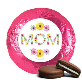 Milk Chocolate Covered Oreos - Bonnie Marcus Mother's Day Mom in Flowers
