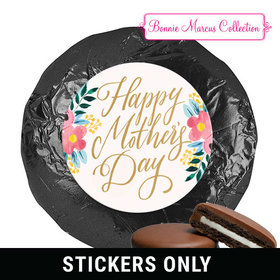 1.25in Stickers - Bonnie Marcus Mother's Day Floral (48 Stickers)