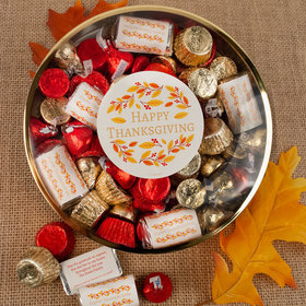 Giving Thanks Miniatures Plastic Tin