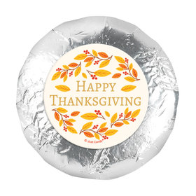 "Bonnie Marcus Giving Thanks Thanksgiving 1.25"" Stickers (48 Stickers)"