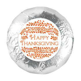 "Bonnie Marcus Leaves Thanksgiving 1.25"" Stickers (48 Stickers)"
