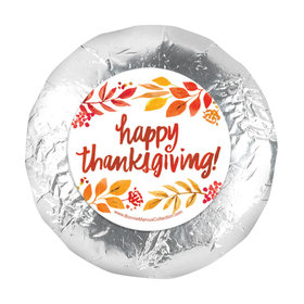 "Bonnie Marcus Fall Foliage Thanksgiving 1.25"" Stickers (48 Stickers)"