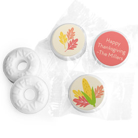Personalized Life Savers Mints - Thanksgiving Happy Harvest