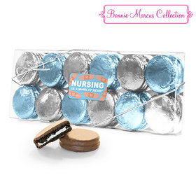 Bonnie Marcus Collection Nurse Appreciation Bandages 12PK Chocolate Covered Oreo Cookies