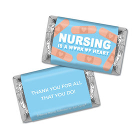 Bonnie Marcus Collection Nurse Appreciation Hearts Hershey's Miniatures
