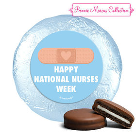 Bonnie Marcus Collection Nurse Appreciation Hearts Milk Chocolate Covered Oreos (24 Pack)