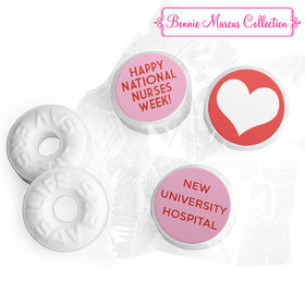 Personalized Bonnie Marcus Collection Nurse Appreciation Stethoscope Life Savers Mints
