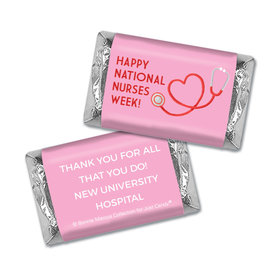 Personalized Bonnie Marcus Collection Nurse Appreciation Stethoscope Mini Wrappers