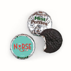Bonnie Marcus Collection Nurse Appreciation Red Heart Pearson's Mint Patties
