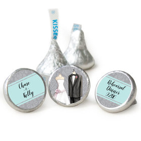 Forever Together Rehearsal Dinner HERSHEY'S KISSES Candy Assembled