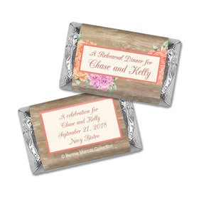 Beautiful Love Rehearsal Dinner Personalized Miniature Wrappers