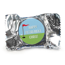 Personalized Bonnie Marcus Collection Retirement Gone Golfin' Assembled York Peppermint Patties (84 Pack)