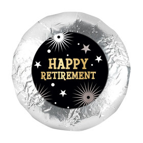 "Personalized Bonnie Marcus Collection Retirement Fireworks 1.25"" Stickers (48 Stickers)"