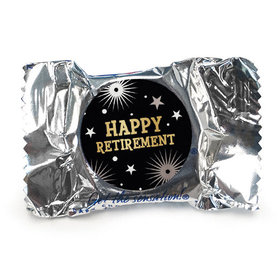 Personalized Bonnie Marcus Collection Retirement Fireworks Assembled York Peppermint Patties (84 Pack)