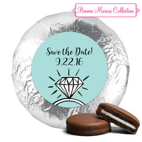 Last Fling Save the Date Favors Milk Chocolate Covered Oreo Assembled (24 Pack)