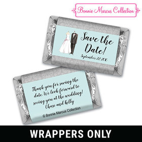 Bonnie Marcus Collection Wrapper Forever Together Save the Date Favor