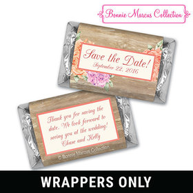 Bonnie Marcus Collection Wrapper Blooming Joy Save the Date