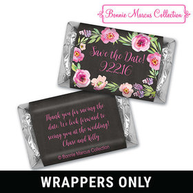 Bonnie Marcus Collection Wrapper Floral Embrace Save the Date Favors