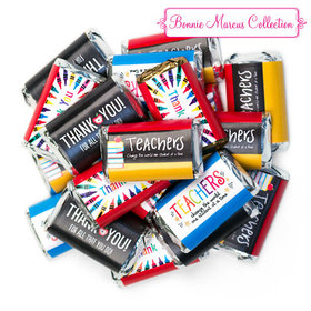 Bonnie Marcus Collection Teacher Appreciation Assorted Wrapped Miniatures (60ct)