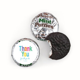 Bonnie Marcus Collection Teacher Appreciation Colorful Thank You Pearson's Mint Patties
