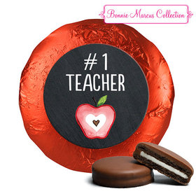 Bonnie Marcus Collection Apple Chocolate Covered Oreo Cookies