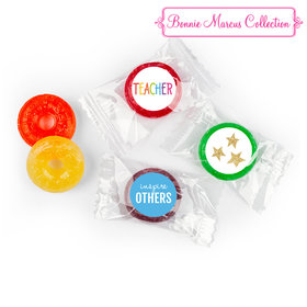 Bonnie Marcus Collection Teacher Appreciation Gold Star Life Savers 5 Flavor Hard Candy