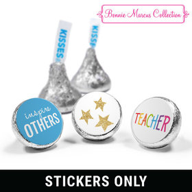 "Bonnie Marcus Collection Teacher Appreciation Gold Star 3/4"" Sticker (108 Stickers)"