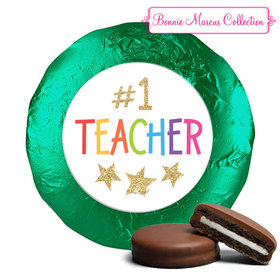 Bonnie Marcus Collection Gold Star Chocolate Covered Oreo Cookies (24 Pack)
