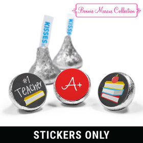 "Bonnie Marcus Collection Teacher Appreciation Books 3/4"" Sticker (108 Stickers)"