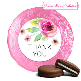 Personalized Bonnie Marcus Bouquet Thank You Chocolate Covered Oreos (24 Pack)