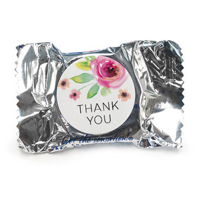 Personalized Bonnie Marcus Bouquet Thank You York Peppermint Patties