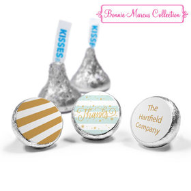 Personalized Bonnie Marcus Stars and Stripes Thank You Hershey's Kisses (50 Pack)