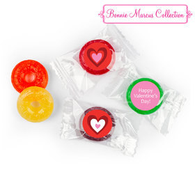 Valentine's Day Hearts LifeSavers 5 Flavor Hard Candy (300 Pack)